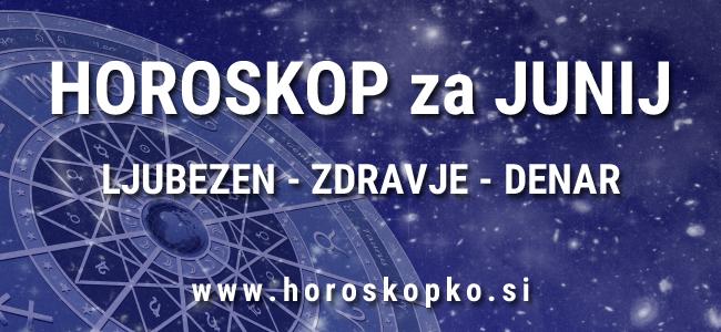 Horoskop junij 2017