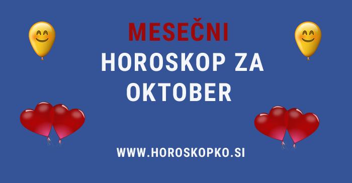 horoskop oktober 2017